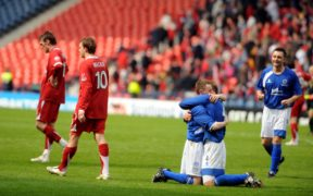 Darren Mackie confident Aberdeen will not suffer repeat of his Queen of the South heartbreak