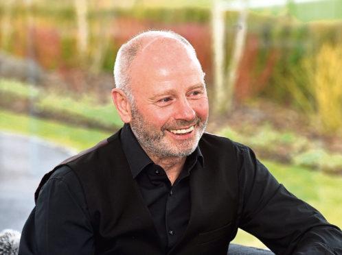 Stewart Milne.