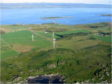 Charity Community Energy Scotland is looking for Argyll sustainable community energy projects to support and fund. It has already helped the isle of Gigha with the UK's first grid connected community wind farm.  Submitted pics from Rita