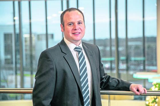 Callum Gray, Corporate Finance Director,  Anderson Anderson & Brown LLP.
