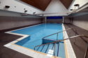 The pupil fell into a pool at Orchard Brae School