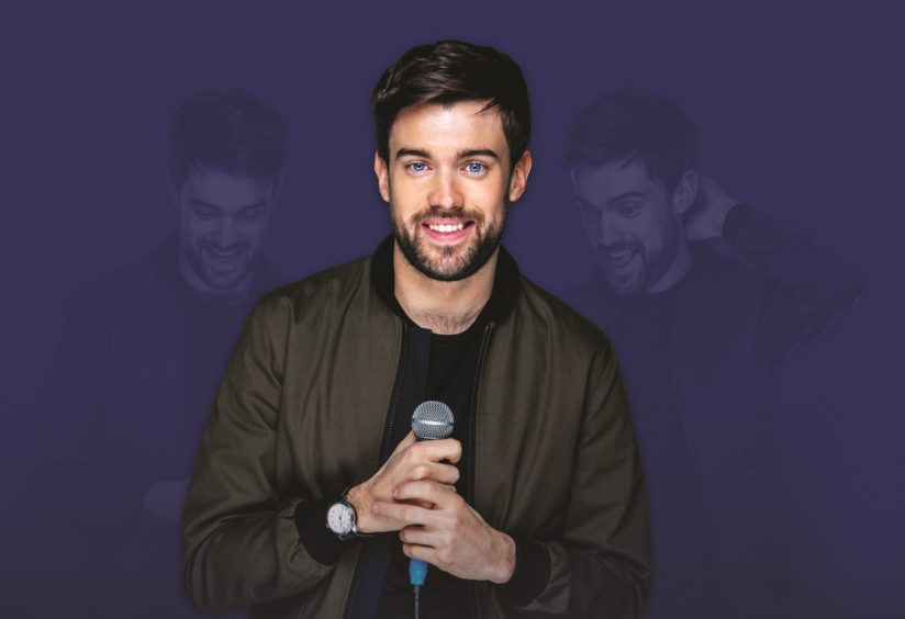 Jack Whitehall announces new show will come to Aberdeen's new gig venue