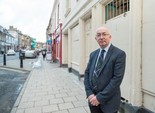 Councillor Marc Macrae