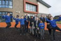 Kinellar Primary School was officially re-opened.