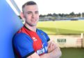 Former Caley Thistle midfielder Darren McCauley.