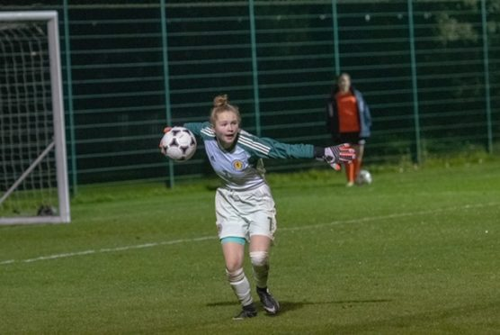 Fourteen-year-old Rachael Johnstone from Balallan in Lochs on Lewis has been called up to the Scotland Women's U16 side