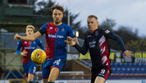Caley Thistle's Brad Mckay: We have outplayed Ross County in the Highland derbies this season