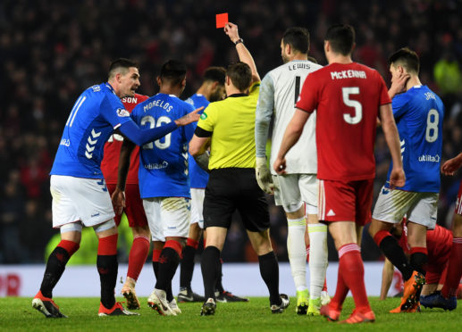 Aberdeen could face Rangers again in the Scottish Cup.