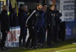 Ferguson demands calm heads in derby as Kettlewell faces touchline ban