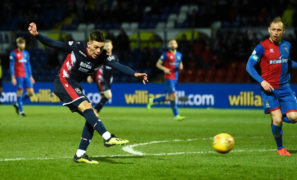 Josh Mullin earns Ross County a Scottish Cup replay with late leveller against Caley Thistle
