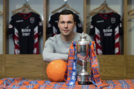 Don Cowie reflects fondly on maiden silverware with Ross County