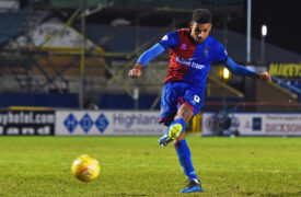 Penalty practice paid off for Caley Thistle says Scottish Cup hero Nathan Austin
