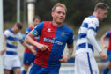 23/02/19 LADBROKES CHAMPIONSHIP INVERNESS CT v MORTON TULLOCH CALEDONIAN STADIUM - INVERNESS Inverness CT's Carl Tremarco celebrates after opening the scoring