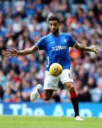Rangers defender Connor Goldson claims pictures of Aberdeen's semi-final celebrations at Pittodrie fired his team up