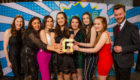Secondary 2 pupils, A-Mach à Uchd a Bhàis, won the award for the Best Gaelic Script