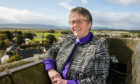 Rev Susan Brown of Dornoch Cathedral.