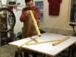 Ali Campbell is setting out to assemble a bamboo bike from a kit and then use it to take part in Etape Loch Ness in April