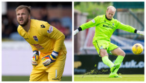 Scott Fox v Mark Ridgers: Which of the Highland clubs has the better goalkeeper?
