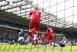 Steve Tosh: Queens didn't get enough credit for Hampden win over Dons
