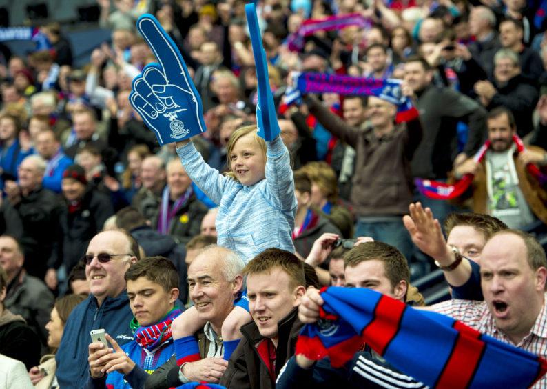 Inverness CT fans