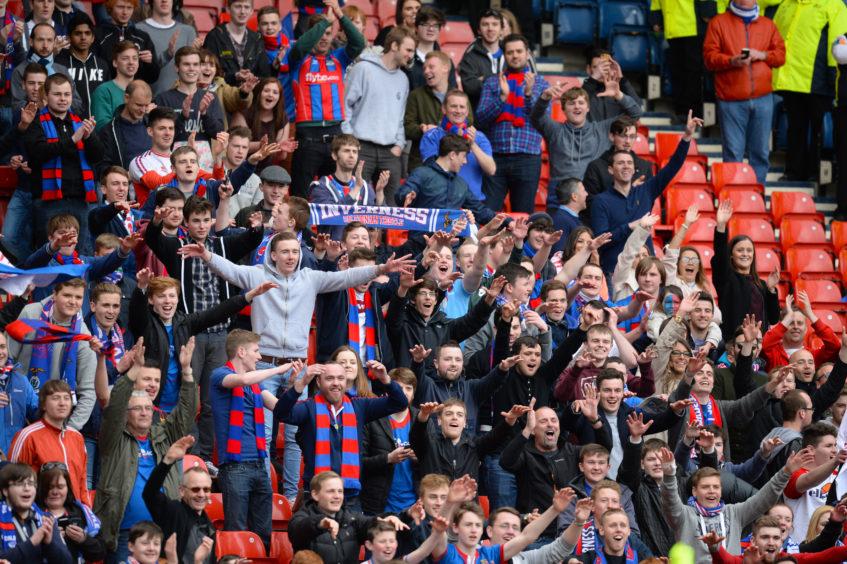 Inverness CT fans.