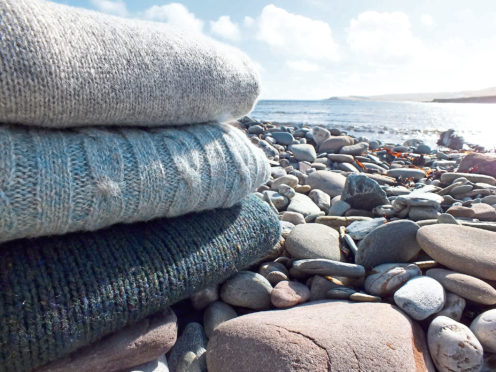 Laurence Odie Knitwear on Shetland is now employee-owned after a deal was struck with its founder.