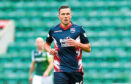 Don Cowie in action for Ross County