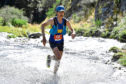 Ross Gollan photos at the Shotover Moonlight mountain marathon - please credit Dom Channon Photography