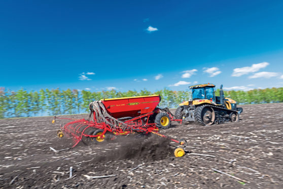 Users of Väderstad Rapid A, C and J trailed disc cultivating and sowing drills wanting to apply seed and fertiliser at variable rates across fields can now do so without an ISOBUS terminal.