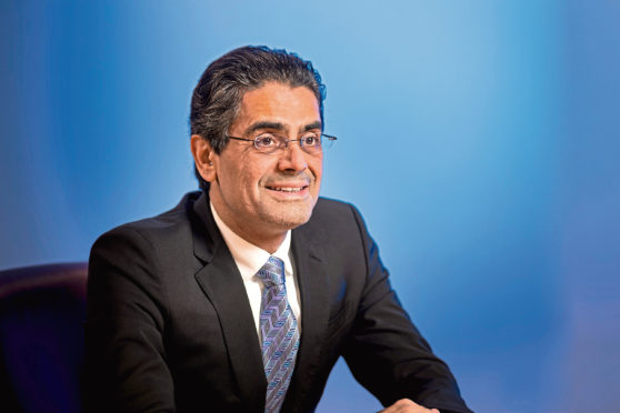 EnQuest chief executive Amjad Bseisu