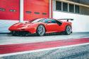 Ferrari reveals one-off P80/C