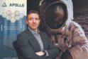 Ryan Menzies, managing director of Apollo Offshore Engineering