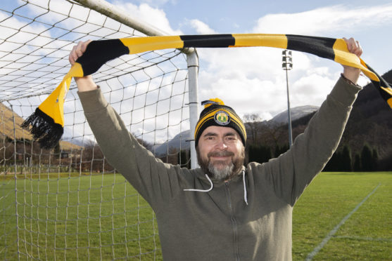 Jon Cox, also known as Loki Doki, ran a Football Manager series with Fort William.