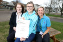 Hannah Rawlinson has become the first in Highland to receive the illustrious award