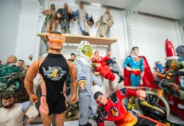 A sneak peek inside the new Toy Museum Little Treasures.  Pictures by Jason Hedges.