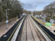 Pitlochry platform extension