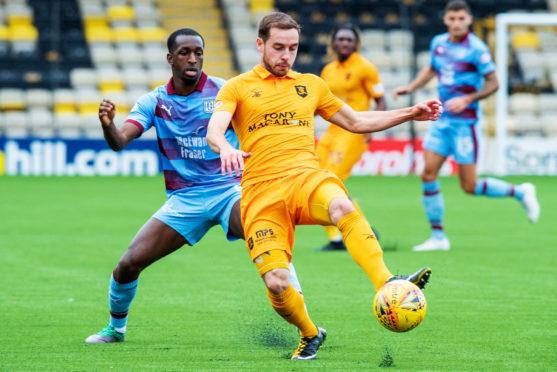 Aberdeen mull over move for Livingston midfielder Scott Pittman