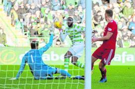 Uneventful match against Celtic suits Derek McInnes just fine