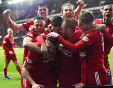 Aberdeen book Scottish Cup semi-final berth with 2-0 victory over Rangers