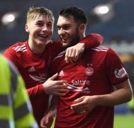 Aberdeen's Teenage Kicks get them through the night in Scottish Cup triumph over Rangers