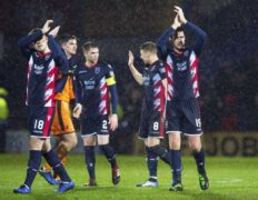 Staggies defender hit with eight-game ban for gambling breach