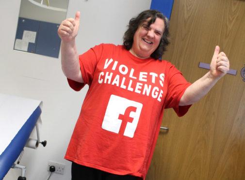 Moray woman with chronic illness raising money for an Elgin