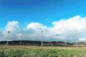Canna wind turbines.