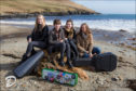 Herkja who will be performing at the Shetland Folk Festival.  Local music fans can start marking their diaries and pencilling in their dates as the Shetland Folk Festival announces its local artist line-up and concert programme this week.