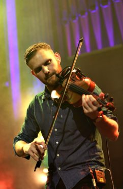 Jack Smedley from folk band Rura will be teaching a class