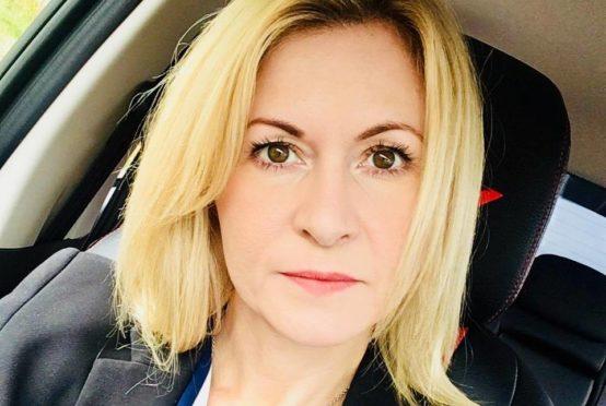 Oban MSP, Julie McKenzie