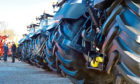 Brexit uncertainty has slowed tractor sales.