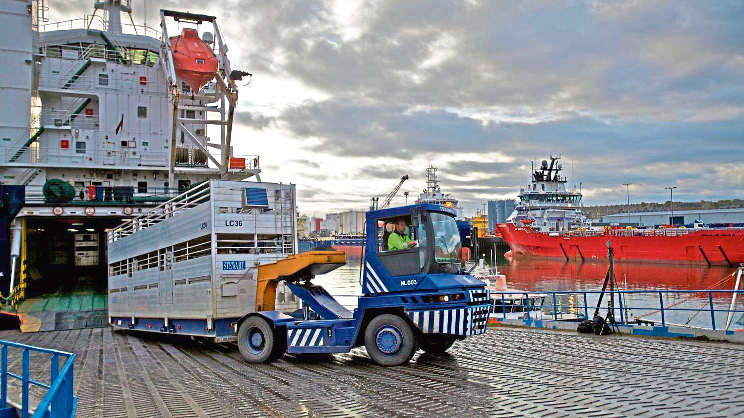 ANM highlights importance of Northern Isles ferry service to