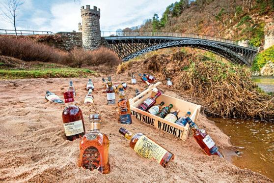 Spirit of Speyside Whisky Festival kicks off this week