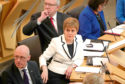 First Minister of Scotland Nicola Sturgeon